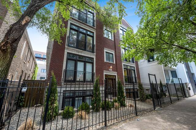 1243 N Paulina Street 2N, Chicago, IL 60622 (MLS #11176111) :: Schoon Family Group