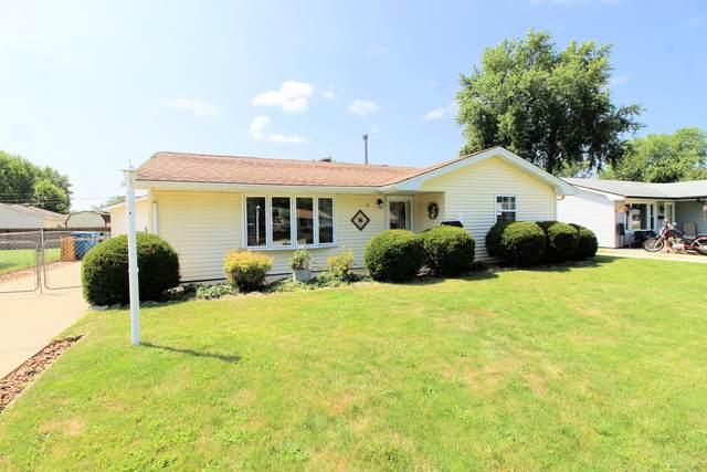 61 Hanson Drive, Bourbonnais, IL 60914 (MLS #11176133) :: The Dena Furlow Team - Keller Williams Realty