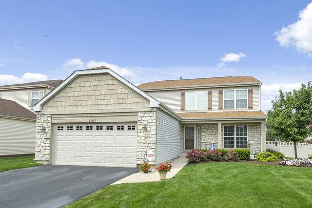 1582 Farmside Lane, Bolingbrook, IL 60490 (MLS #11176138) :: Carolyn and Hillary Homes