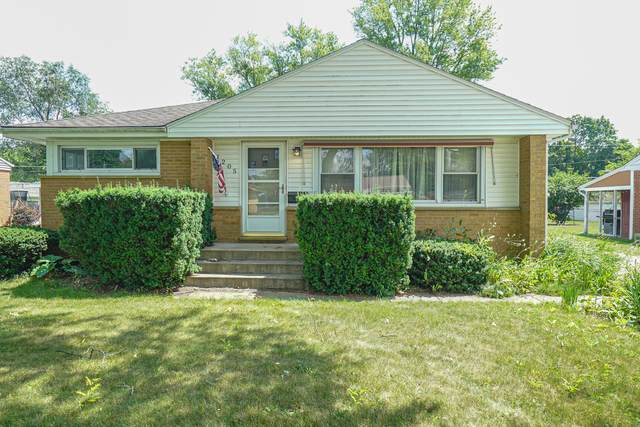 1205 Mohawk Drive, Elgin, IL 60120 (MLS #11176226) :: The Wexler Group at Keller Williams Preferred Realty
