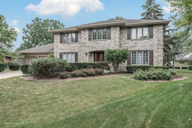 415 Wedgewood Court, Willowbrook, IL 60527 (MLS #11176230) :: The Wexler Group at Keller Williams Preferred Realty
