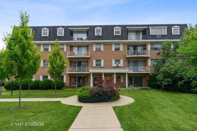 415 Wesley Avenue #21, Oak Park, IL 60302 (MLS #11176402) :: Angela Walker Homes Real Estate Group