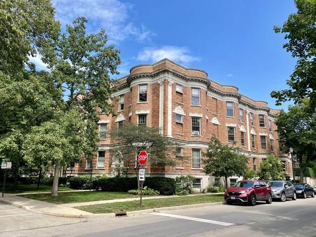 1201 Michigan Avenue #3, Evanston, IL 60202 (MLS #11176517) :: The Dena Furlow Team - Keller Williams Realty
