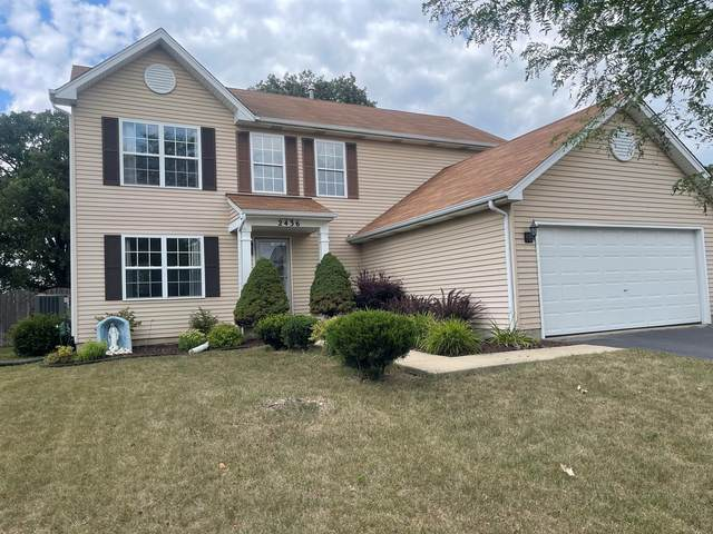 2436 Iroquois Lane, Round Lake Heights, IL 60073 (MLS #11176670) :: O'Neil Property Group
