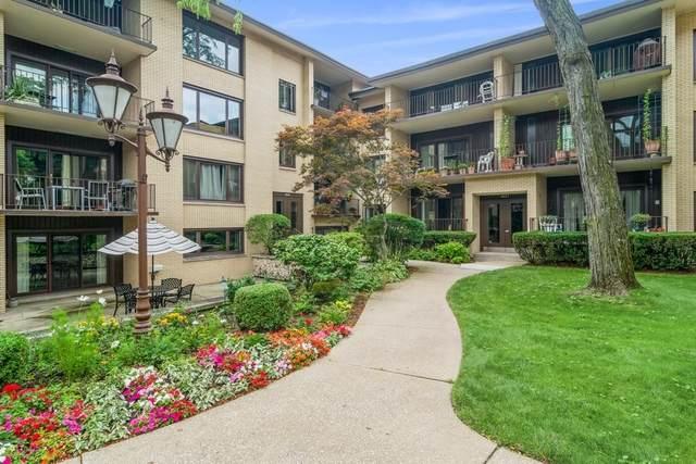 1027 Washington Boulevard #202, Oak Park, IL 60302 (MLS #11176679) :: Angela Walker Homes Real Estate Group