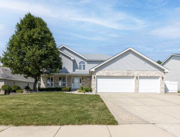 612 Mendota Lane, Romeoville, IL 60446 (MLS #11176749) :: Carolyn and Hillary Homes