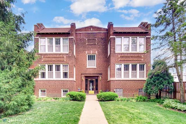 428 Wesley Avenue 1N, Oak Park, IL 60302 (MLS #11177019) :: Angela Walker Homes Real Estate Group