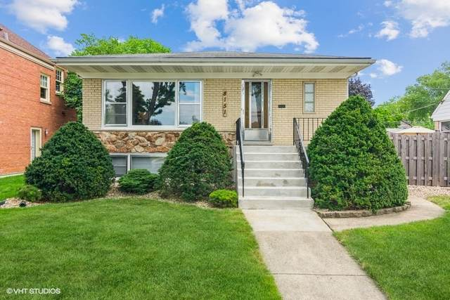 8151 N Osceola Avenue, Niles, IL 60714 (MLS #11177144) :: Carolyn and Hillary Homes