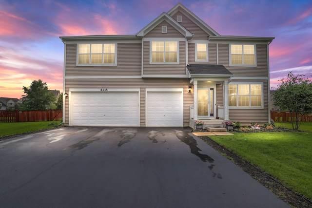 4335 Schofield Drive, Oswego, IL 60543 (MLS #11177216) :: Carolyn and Hillary Homes