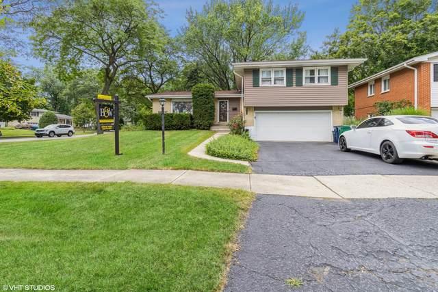 822 S School Street, Lombard, IL 60148 (MLS #11177231) :: Angela Walker Homes Real Estate Group