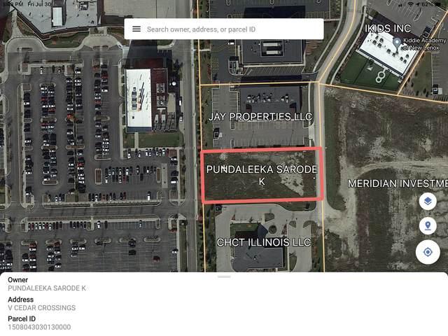 Lot #4 Cedar Crossings Drive, New Lenox, IL 60451 (MLS #11177351) :: Suburban Life Realty