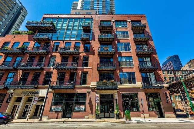 300 W Grand Avenue #312, Chicago, IL 60654 (MLS #11177376) :: RE/MAX IMPACT