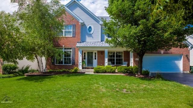 685 Manhattan Circle, Oswego, IL 60543 (MLS #11177477) :: Carolyn and Hillary Homes