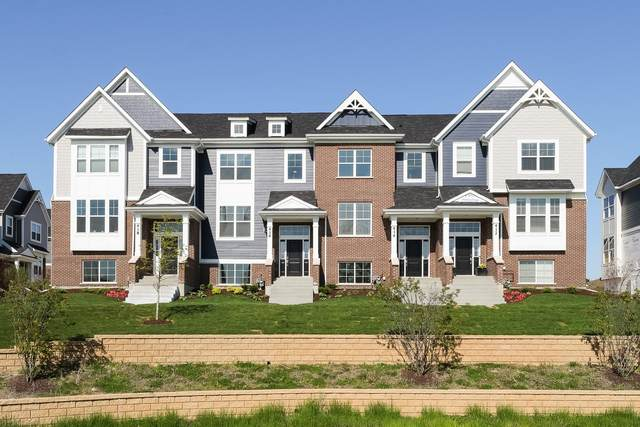 444 Ashley Lot #15.04 Avenue, La Grange, IL 60525 (MLS #11177491) :: Angela Walker Homes Real Estate Group