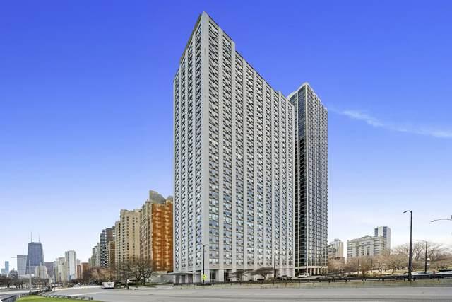 1550 N Lake Shore Drive 31G, Chicago, IL 60610 (MLS #11177539) :: RE/MAX IMPACT