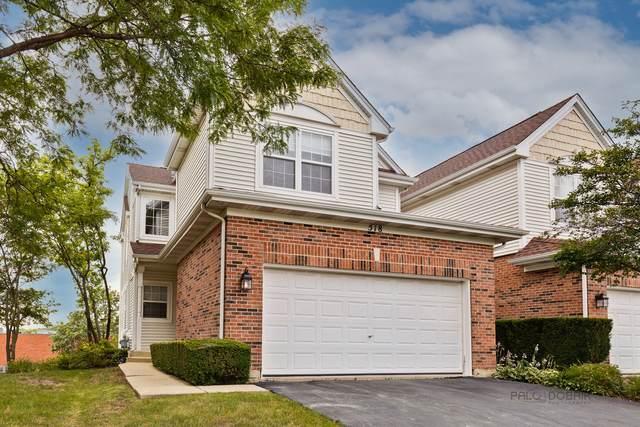 518 Cherry Hill Court, Schaumburg, IL 60193 (MLS #11177547) :: John Lyons Real Estate