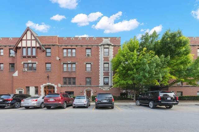 1107 Holley Court #208, Oak Park, IL 60301 (MLS #11177600) :: Angela Walker Homes Real Estate Group