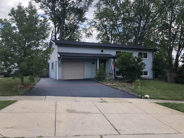 604 Tanglewood Drive, Streamwood, IL 60107 (MLS #11177670) :: Charles Rutenberg Realty