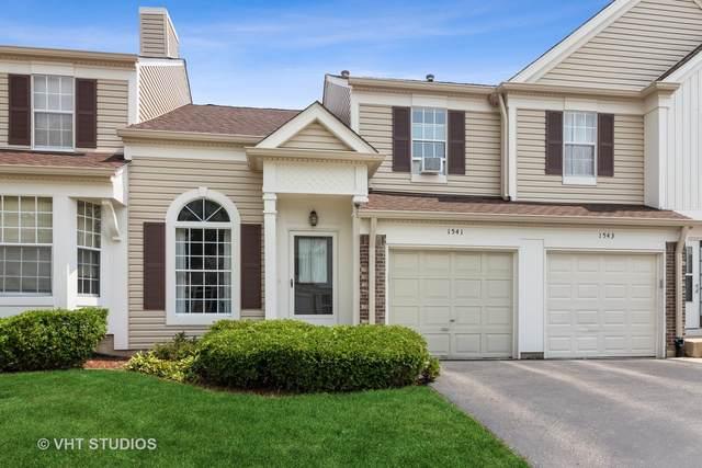 1541 Apple Grove Lane #1541, Westmont, IL 60559 (MLS #11177686) :: John Lyons Real Estate