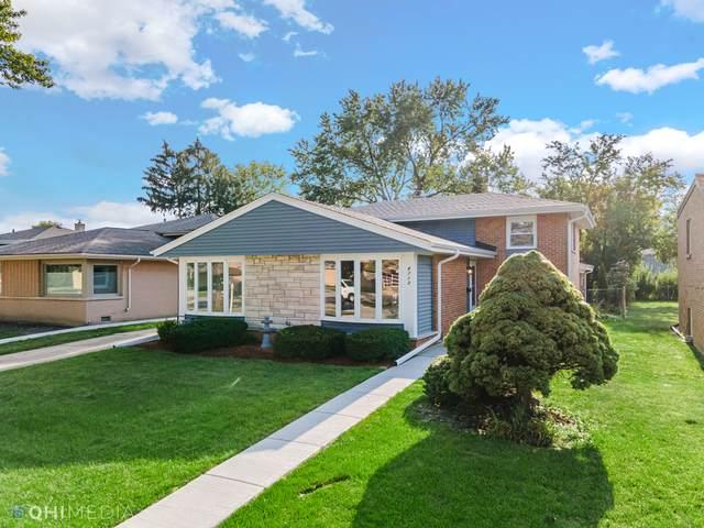8712 N Oketo Avenue, Niles, IL 60714 (MLS #11177722) :: Carolyn and Hillary Homes