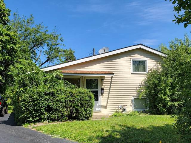 2013 Cherokee Court, Carpentersville, IL 60110 (MLS #11177762) :: Carolyn and Hillary Homes