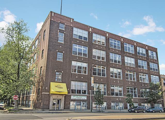 1733 W Irving Park Road #301, Chicago, IL 60613 (MLS #11177877) :: RE/MAX IMPACT
