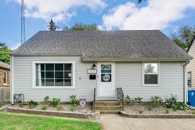 1321 Circle Drive NW, Kankakee, IL 60901 (MLS #11177927) :: Carolyn and Hillary Homes