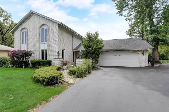 350 Woodbine Drive, Wood Dale, IL 60191 (MLS #11177941) :: Angela Walker Homes Real Estate Group
