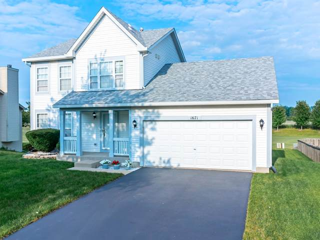 1671 William Drive, Romeoville, IL 60446 (MLS #11177982) :: Carolyn and Hillary Homes