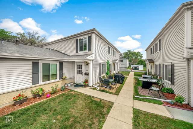 1303 Cove Drive 210C, Prospect Heights, IL 60070 (MLS #11177987) :: Charles Rutenberg Realty
