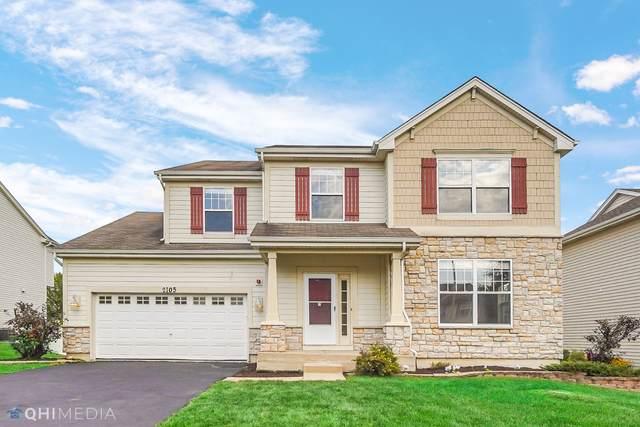 2105 Colchester Avenue, Hoffman Estates, IL 60192 (MLS #11178021) :: Charles Rutenberg Realty