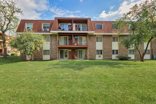 580 Hill Drive 3-101, Hoffman Estates, IL 60169 (MLS #11178029) :: Charles Rutenberg Realty