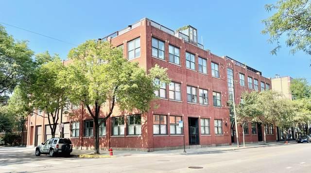 1101 W Armitage Avenue #101, Chicago, IL 60614 (MLS #11178047) :: Charles Rutenberg Realty