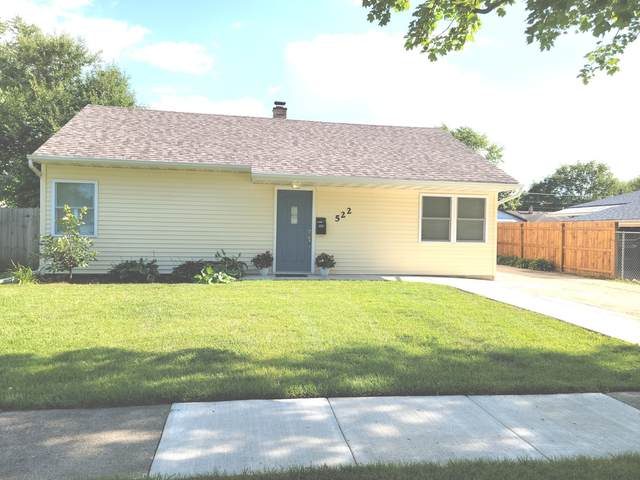 522 E Stimmel Street, West Chicago, IL 60185 (MLS #11178124) :: Carolyn and Hillary Homes