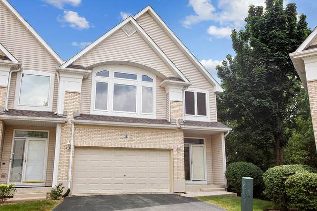 387 Aaron Lane, Bolingbrook, IL 60440 (MLS #11178154) :: Carolyn and Hillary Homes