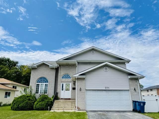 430 Prairie Avenue, Calumet City, IL 60409 (MLS #11178241) :: Carolyn and Hillary Homes