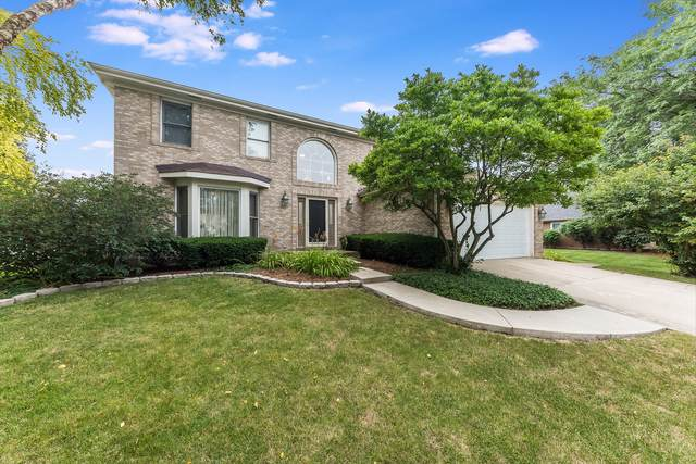 1775 Frost Lane, Naperville, IL 60564 (MLS #11178295) :: Suburban Life Realty