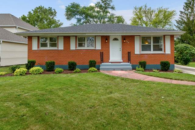 802 N Michigan Street, Elmhurst, IL 60126 (MLS #11178309) :: Carolyn and Hillary Homes