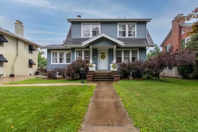 1515 E Olive Street, Bloomington, IL 61701 (MLS #11178451) :: John Lyons Real Estate