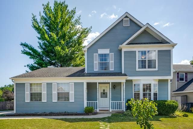 1309 Hampton Lane, Mundelein, IL 60060 (MLS #11178484) :: O'Neil Property Group