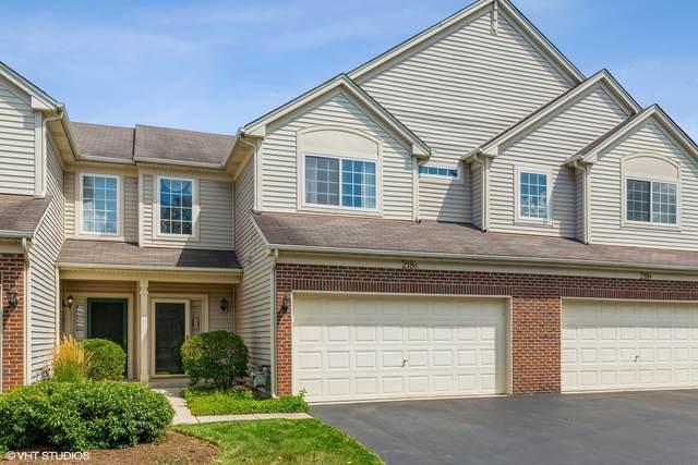218 Nicole Drive E, South Elgin, IL 60177 (MLS #11178491) :: Carolyn and Hillary Homes