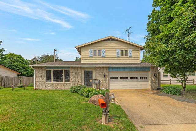 1711 E Fairlawn Drive, Urbana, IL 61802 (MLS #11178735) :: Carolyn and Hillary Homes