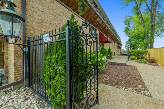 434 Lageschulte Street #1, Barrington, IL 60010 (MLS #11178784) :: Carolyn and Hillary Homes