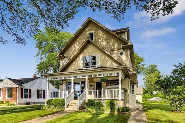 619 S Fairview Avenue, Elmhurst, IL 60126 (MLS #11179049) :: Carolyn and Hillary Homes