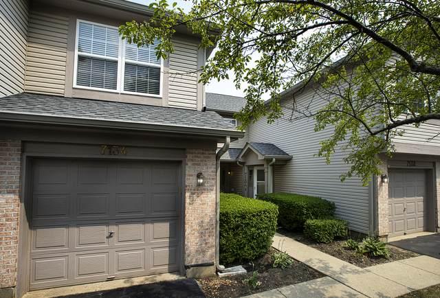 7134 S Stratton Lane #7134, Gurnee, IL 60031 (MLS #11179056) :: Carolyn and Hillary Homes