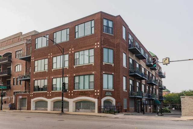 2222 W Diversey Avenue #414, Chicago, IL 60647 (MLS #11179104) :: Carolyn and Hillary Homes