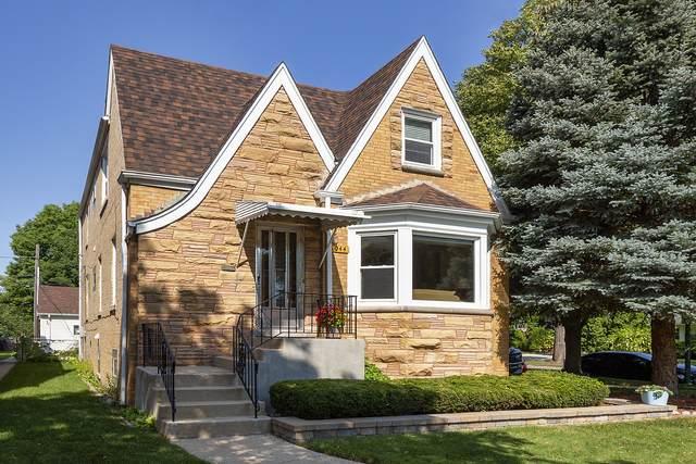 6044 N Austin Avenue, Chicago, IL 60646 (MLS #11179176) :: John Lyons Real Estate