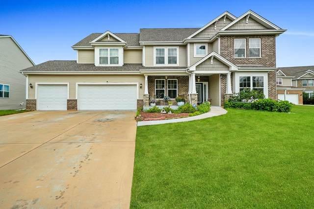 2421 River Hills Lane, Bolingbrook, IL 60490 (MLS #11179279) :: Carolyn and Hillary Homes