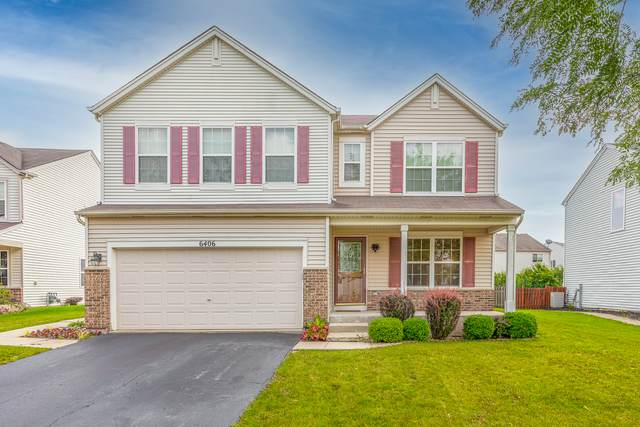 6406 Baring Ridge Drive, Plainfield, IL 60586 (MLS #11179298) :: Carolyn and Hillary Homes