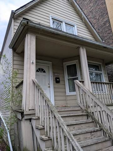 2451 N Monticello Avenue, Chicago, IL 60647 (MLS #11179347) :: Carolyn and Hillary Homes